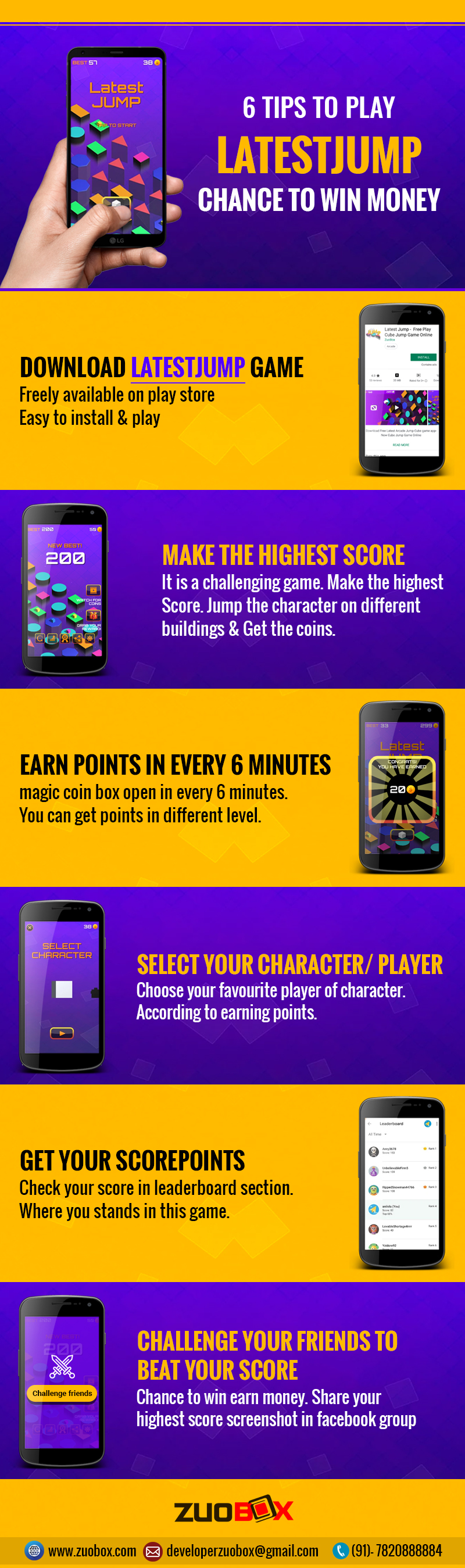 6 Tips to Play LatestJump Chance to Win Money