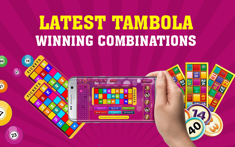 Latest Tambola Winning Combinations