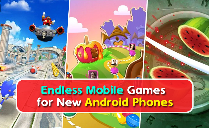 Never Endless Games for Android games