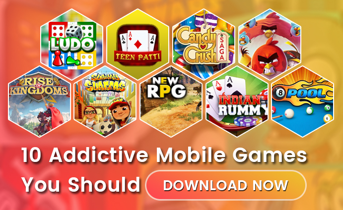 top 10 Addictive-Mobile-Games
